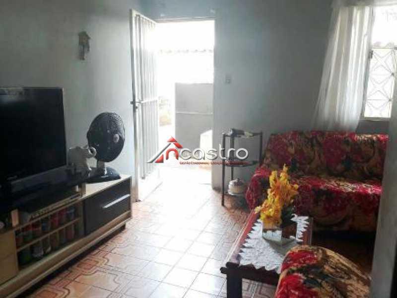 ncastro 37 - Casa de Vila à venda Rua Rego Monteiro,Cordovil, Rio de Janeiro - R$ 195.000 - M2095 - 4