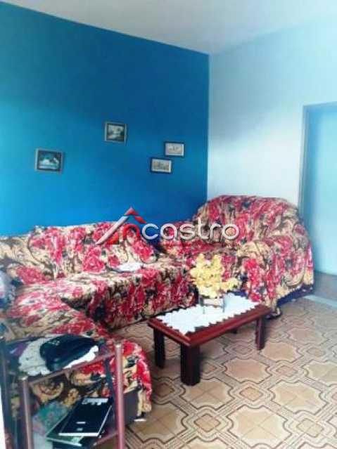 ncastro 38 - Casa de Vila à venda Rua Rego Monteiro,Cordovil, Rio de Janeiro - R$ 195.000 - M2095 - 1