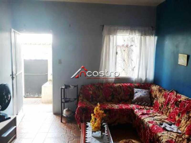 ncastro 39 - Casa de Vila à venda Rua Rego Monteiro,Cordovil, Rio de Janeiro - R$ 195.000 - M2095 - 3