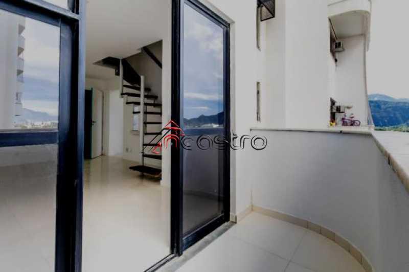NCastro03 - Apartamento Avenida Alfredo Baltazar da Silveira,Recreio dos Bandeirantes,Rio de Janeiro,RJ À Venda,2 Quartos,80m² - 2297 - 5