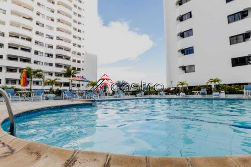 NCastro22 - Apartamento Avenida Alfredo Baltazar da Silveira,Recreio dos Bandeirantes,Rio de Janeiro,RJ À Venda,2 Quartos,80m² - 2297 - 1