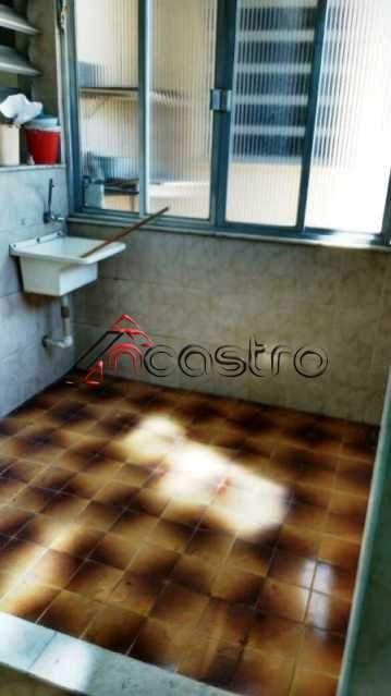 NCastro04 - Apartamento à venda Rua Tenente Pimentel,Olaria, Rio de Janeiro - R$ 250.000 - 2049 - 21