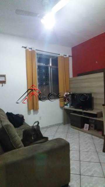 NCastro03. - Apartamento à venda Rua João Santana,Ramos, Rio de Janeiro - R$ 160.000 - 1057 - 4