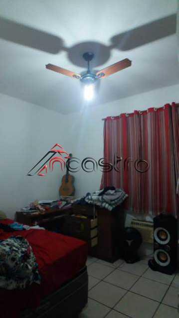 NCastro04. - Apartamento à venda Rua João Santana,Ramos, Rio de Janeiro - R$ 160.000 - 1057 - 6
