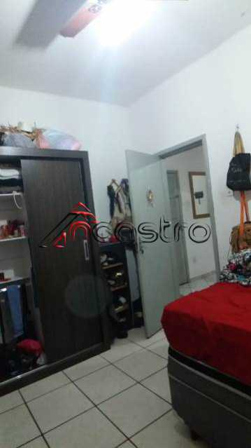 NCastro05. - Apartamento à venda Rua João Santana,Ramos, Rio de Janeiro - R$ 160.000 - 1057 - 7