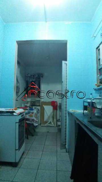NCastro08. - Apartamento à venda Rua João Santana,Ramos, Rio de Janeiro - R$ 160.000 - 1057 - 10