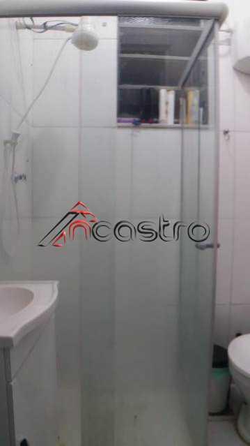 NCastro13. - Apartamento à venda Rua João Santana,Ramos, Rio de Janeiro - R$ 160.000 - 1057 - 15