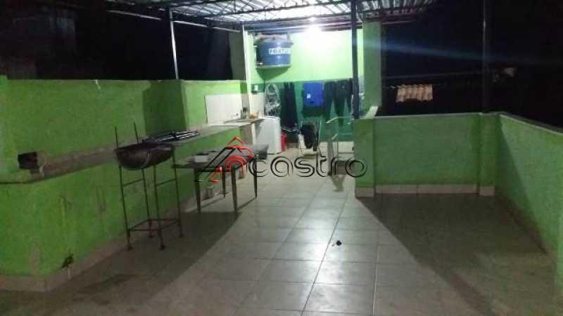 NCastro16. - Apartamento à venda Rua João Santana,Ramos, Rio de Janeiro - R$ 160.000 - 1057 - 19