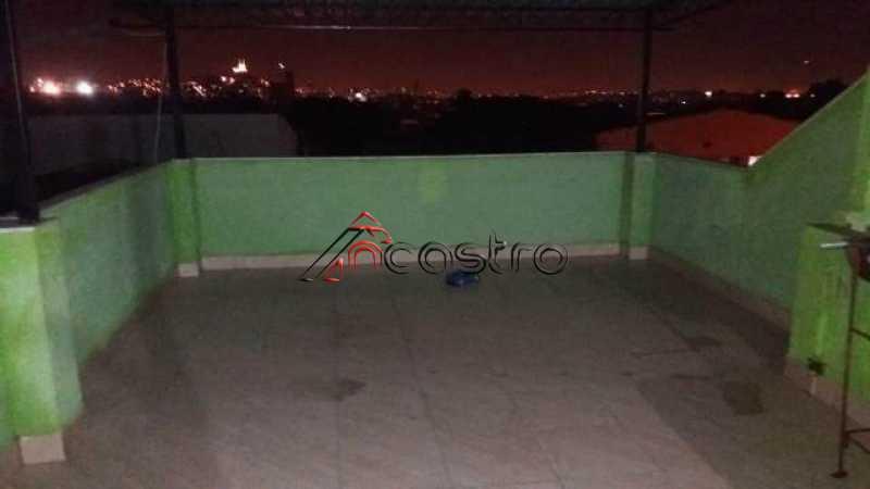 NCastro18. - Apartamento à venda Rua João Santana,Ramos, Rio de Janeiro - R$ 160.000 - 1057 - 21