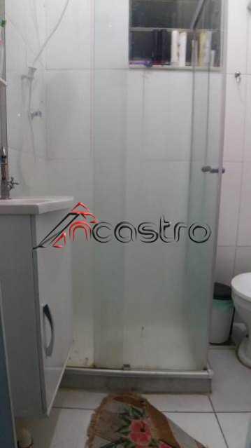 NCastro19. - Apartamento à venda Rua João Santana,Ramos, Rio de Janeiro - R$ 160.000 - 1057 - 16
