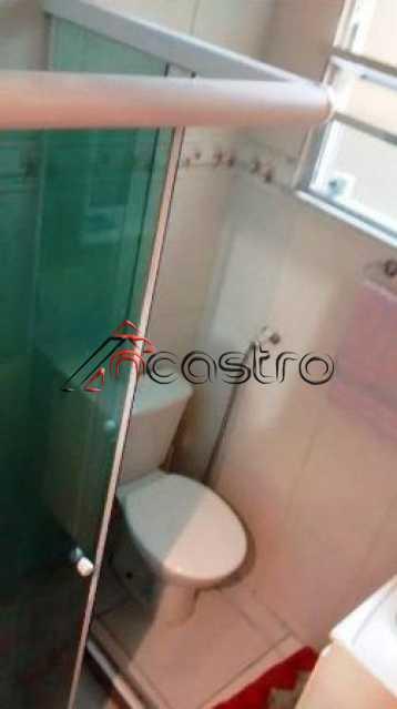NCastro06 - Casa em Condominio Penha,Rio de Janeiro,RJ À Venda,2 Quartos,65m² - M2061 - 19