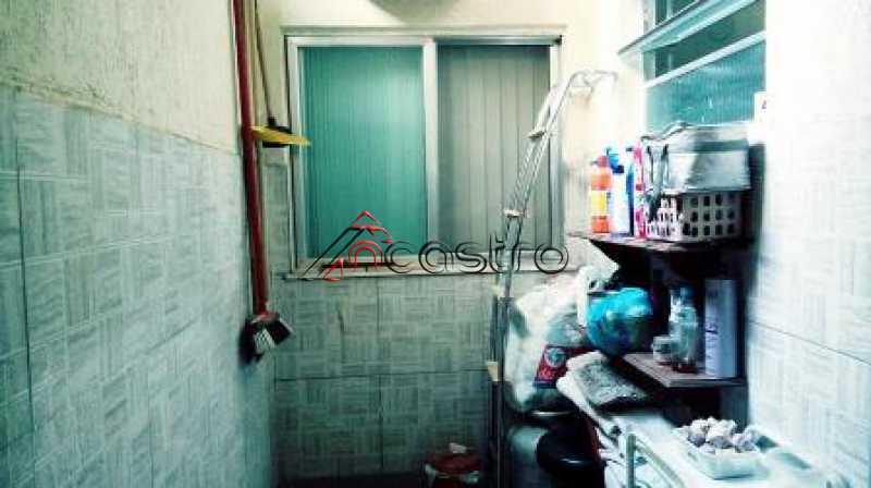 NCastro11 - Casa em Condominio Penha,Rio de Janeiro,RJ À Venda,2 Quartos,65m² - M2061 - 13