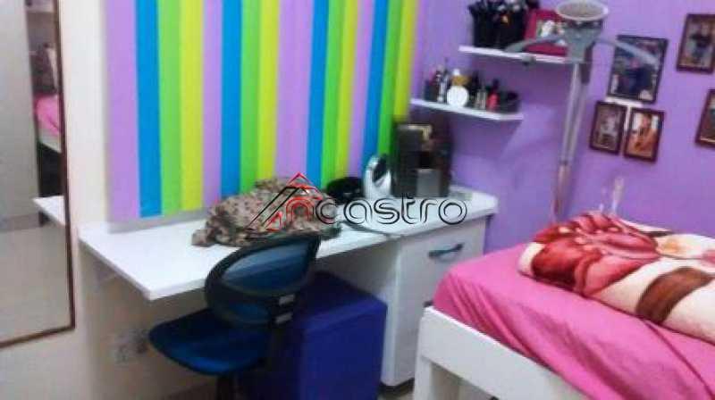 NCastro20 - Casa em Condominio Penha,Rio de Janeiro,RJ À Venda,2 Quartos,65m² - M2061 - 16