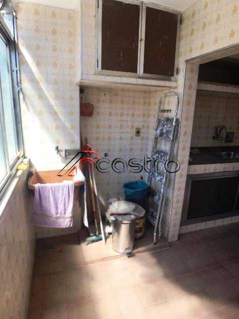 NCastro 38. - Apartamento à venda Rua São Benigno,Penha, Rio de Janeiro - R$ 330.000 - 3066 - 21