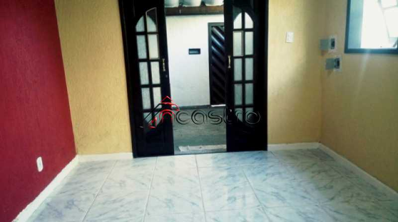 NCastro01 - Casa em Condominio À VENDA, Vicente de Carvalho, Rio de Janeiro, RJ - M2064 - 1