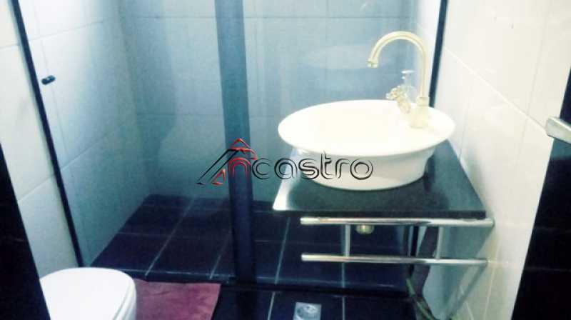 NCastro09 - Casa em Condominio À VENDA, Vicente de Carvalho, Rio de Janeiro, RJ - M2064 - 19
