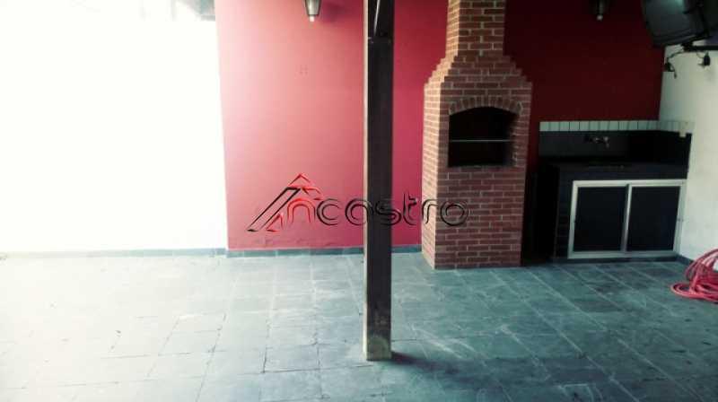 NCastro15 - Casa em Condominio À VENDA, Vicente de Carvalho, Rio de Janeiro, RJ - M2064 - 14