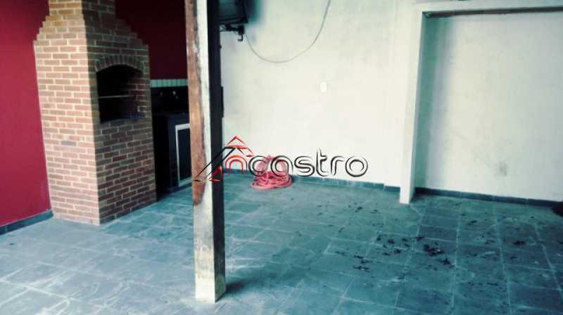 NCastro16 - Casa em Condominio À VENDA, Vicente de Carvalho, Rio de Janeiro, RJ - M2064 - 12