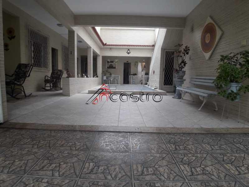 NCastro06. - Casa à venda Rua Leonidia,Olaria, Rio de Janeiro - R$ 900.000 - M2193 - 1
