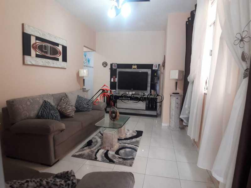 NCastro40. - Casa à venda Rua Leonidia,Olaria, Rio de Janeiro - R$ 900.000 - M2193 - 6