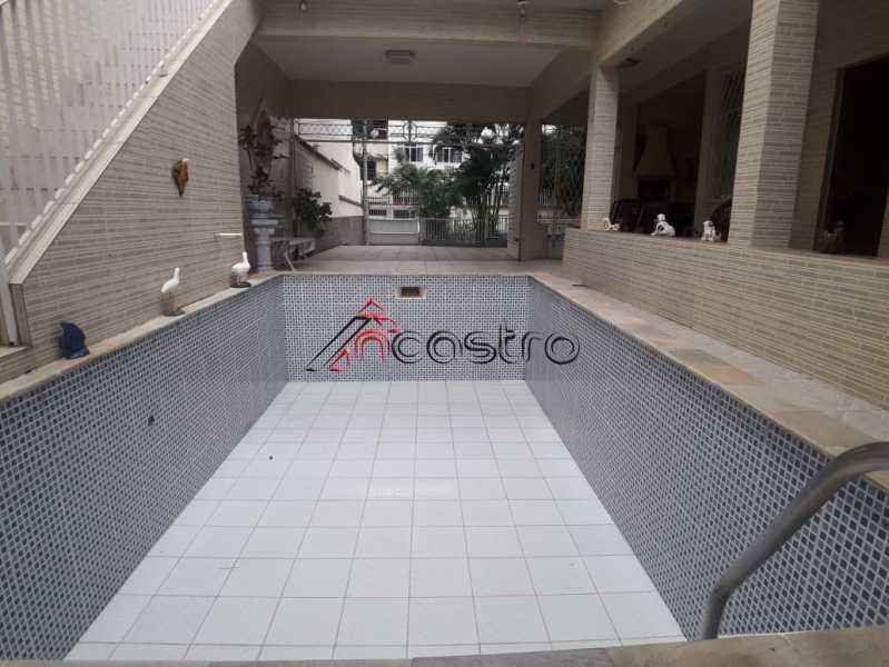 NCastro46. - Casa à venda Rua Leonidia,Olaria, Rio de Janeiro - R$ 900.000 - M2193 - 20