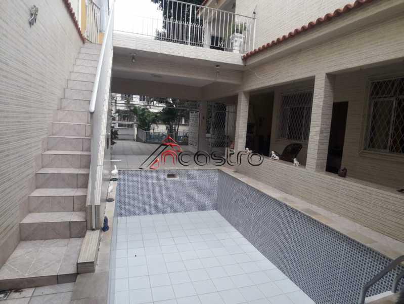 NCastro47. - Casa à venda Rua Leonidia,Olaria, Rio de Janeiro - R$ 900.000 - M2193 - 19
