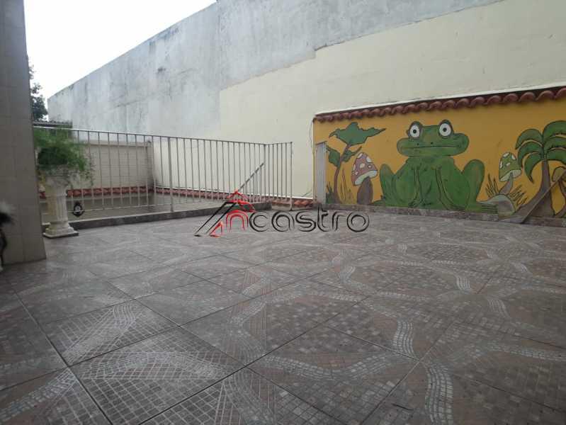 NCastro50. - Casa à venda Rua Leonidia,Olaria, Rio de Janeiro - R$ 900.000 - M2193 - 23