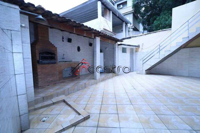 NCastro17 - Casa à venda Rua Jucari,Irajá, Rio de Janeiro - R$ 550.000 - M2194 - 18