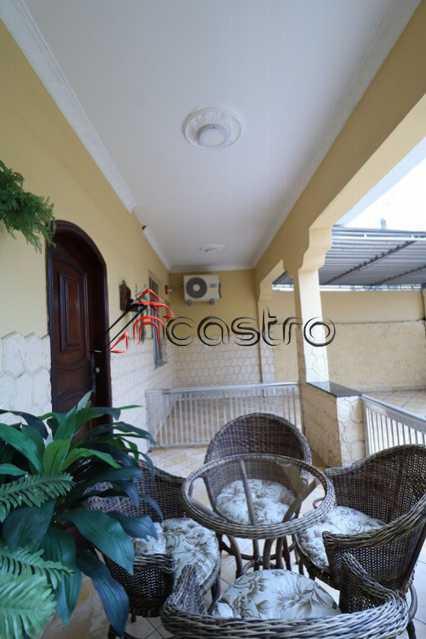 NCastro20 - Casa à venda Rua Jucari,Irajá, Rio de Janeiro - R$ 550.000 - M2194 - 21