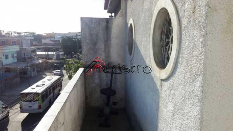 Ncastro10. - Apartamento à venda Rua Barreiros,Ramos, Rio de Janeiro - R$ 210.000 - 3016 - 21