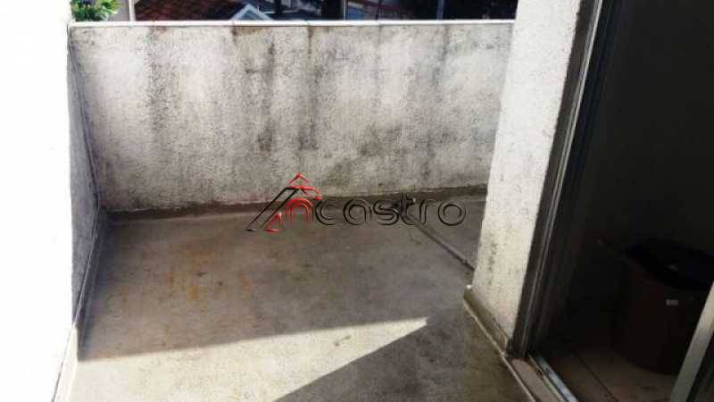 Ncastro11. - Apartamento à venda Rua Barreiros,Ramos, Rio de Janeiro - R$ 210.000 - 3016 - 17
