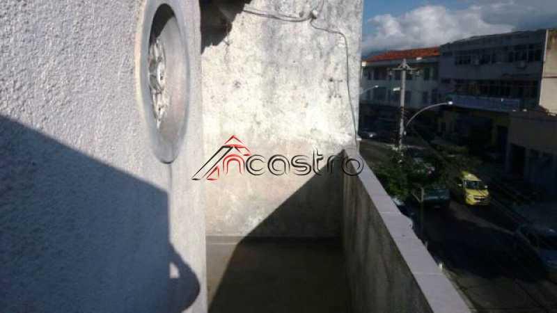 Ncastro13. - Apartamento à venda Rua Barreiros,Ramos, Rio de Janeiro - R$ 210.000 - 3016 - 20
