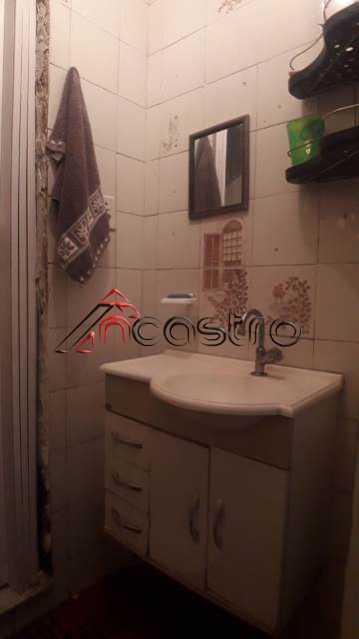 NCastro08. - Apartamento à venda Rua Carbonita,Braz de Pina, Rio de Janeiro - R$ 120.000 - 2317 - 22
