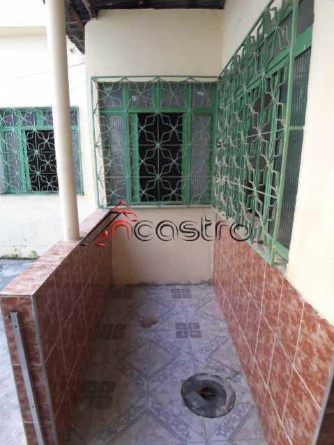NCastro23. - Casa à venda Rua Filomena Nunes,Olaria, Rio de Janeiro - R$ 270.000 - M2198 - 24
