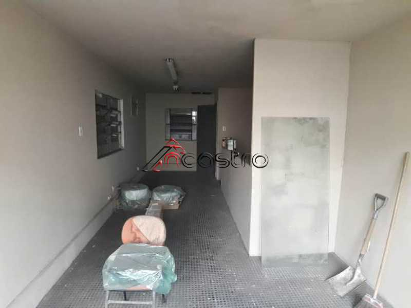 NCastro18. - Galpão Rua Marechal Sousa Menezes,Ramos,Rio de Janeiro,RJ Para Alugar,189m² - T1044 - 19