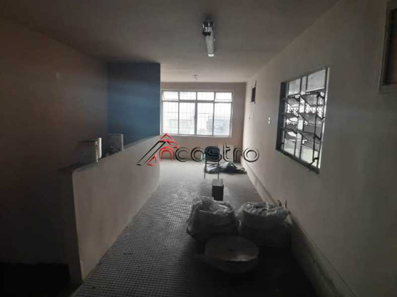 NCastro19. - Galpão Rua Marechal Sousa Menezes,Ramos,Rio de Janeiro,RJ Para Alugar,189m² - T1044 - 20