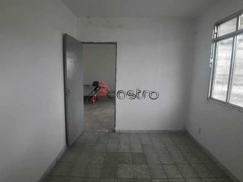 NCastro05. - Galpão 189m² para alugar Rua Quatorze de Julho,Vila São Luís, Duque de Caxias - R$ 7.000 - T1043 - 11