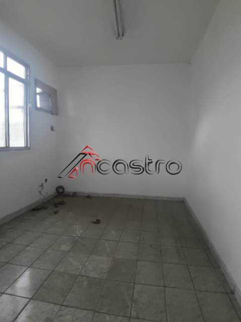NCastro06. - Galpão 189m² para alugar Rua Quatorze de Julho,Vila São Luís, Duque de Caxias - R$ 7.000 - T1043 - 12