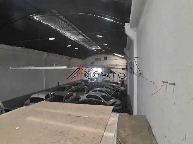 NCastro14. - Galpão 189m² para alugar Rua Quatorze de Julho,Vila São Luís, Duque de Caxias - R$ 7.000 - T1043 - 5
