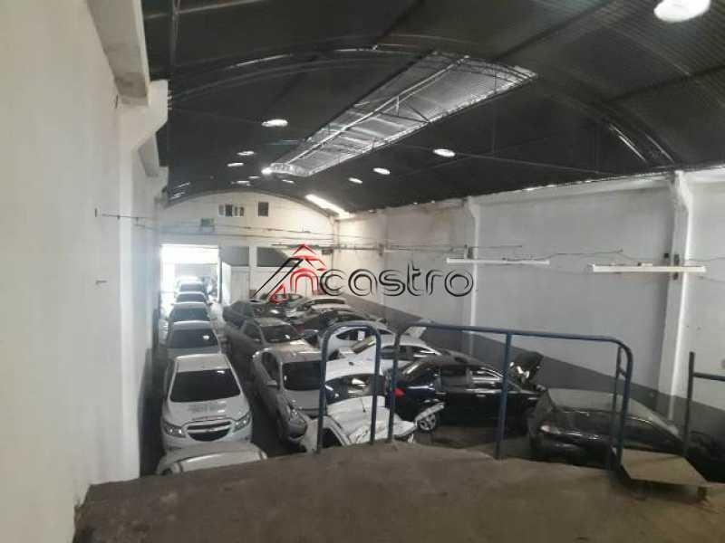 NCastro19. - Galpão 189m² para alugar Rua Quatorze de Julho,Vila São Luís, Duque de Caxias - R$ 7.000 - T1043 - 7