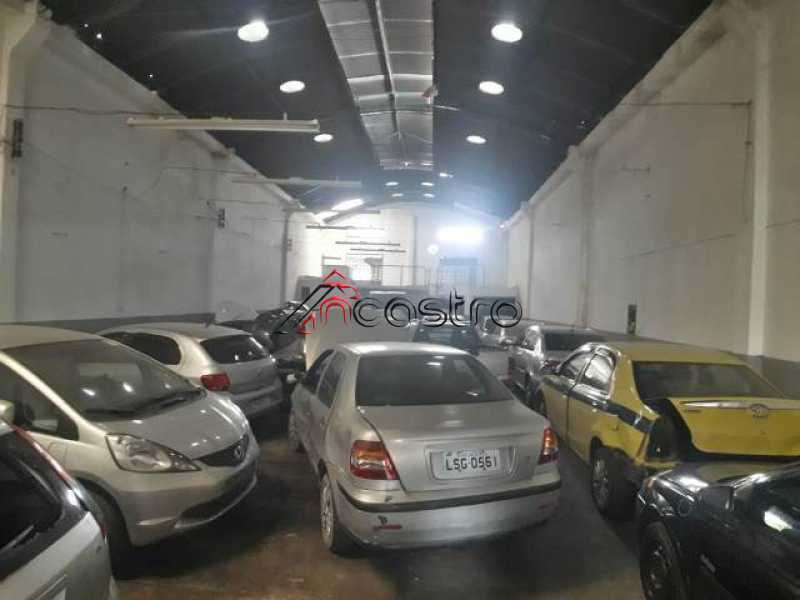 NCastro22. - Galpão 189m² para alugar Rua Quatorze de Julho,Vila São Luís, Duque de Caxias - R$ 7.000 - T1043 - 8