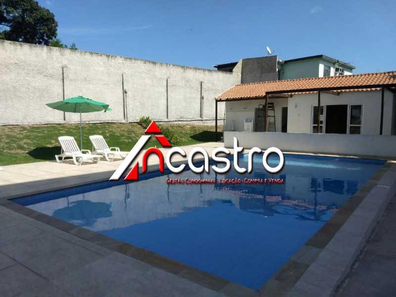 NCastro 1 - Apartamento Rua Eugênio Gudin,Irajá,Rio de Janeiro,RJ À Venda,2 Quartos,65m² - 2160 - 1
