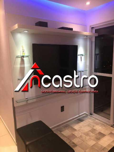 NCastro 4 - Apartamento Rua Eugênio Gudin,Irajá,Rio de Janeiro,RJ À Venda,2 Quartos,65m² - 2160 - 5