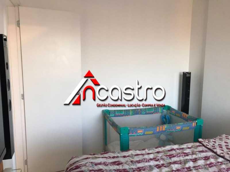 NCastro 7 - Apartamento Rua Eugênio Gudin,Irajá,Rio de Janeiro,RJ À Venda,2 Quartos,65m² - 2160 - 8