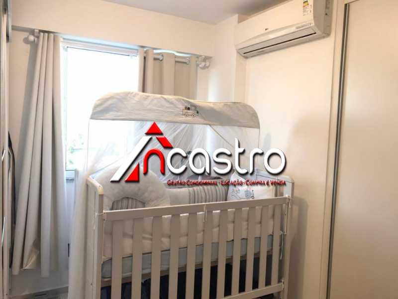 NCastro 8 - Apartamento Rua Eugênio Gudin,Irajá,Rio de Janeiro,RJ À Venda,2 Quartos,65m² - 2160 - 9