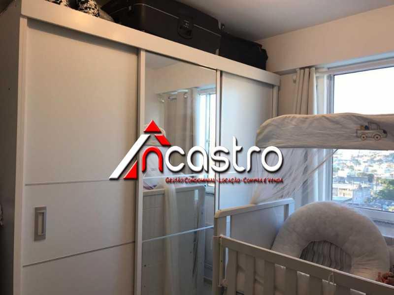 NCastro 9 - Apartamento Rua Eugênio Gudin,Irajá,Rio de Janeiro,RJ À Venda,2 Quartos,65m² - 2160 - 10