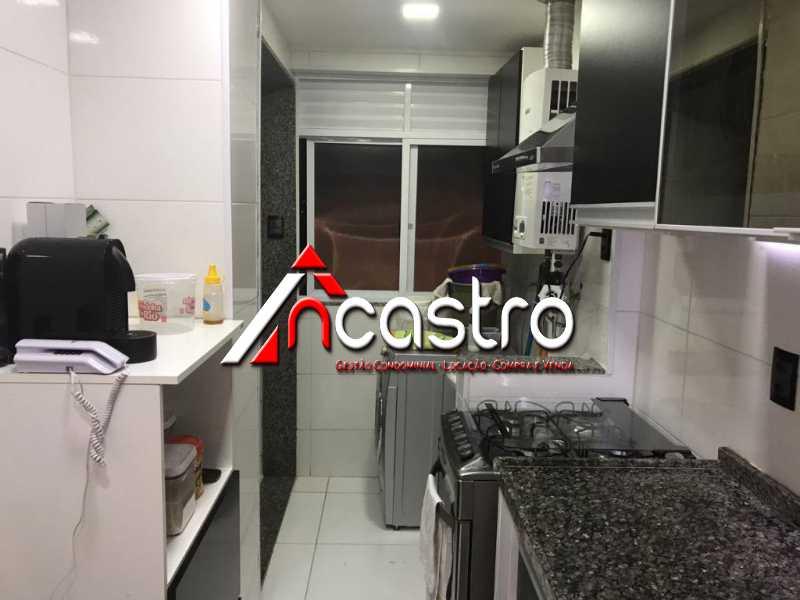 NCastro 11 - Apartamento Rua Eugênio Gudin,Irajá,Rio de Janeiro,RJ À Venda,2 Quartos,65m² - 2160 - 12