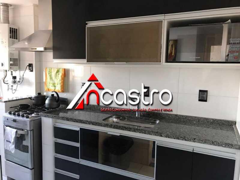 NCastro 12 - Apartamento Rua Eugênio Gudin,Irajá,Rio de Janeiro,RJ À Venda,2 Quartos,65m² - 2160 - 13