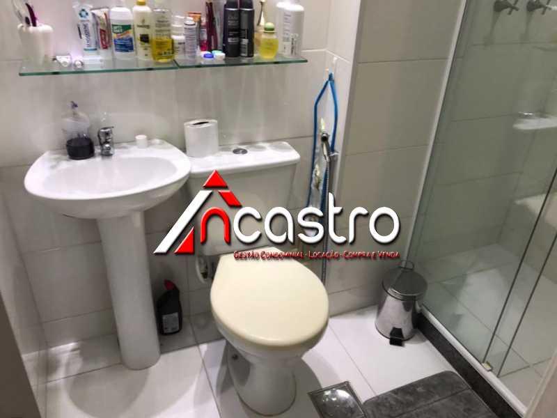 NCastro 15 - Apartamento Rua Eugênio Gudin,Irajá,Rio de Janeiro,RJ À Venda,2 Quartos,65m² - 2160 - 16