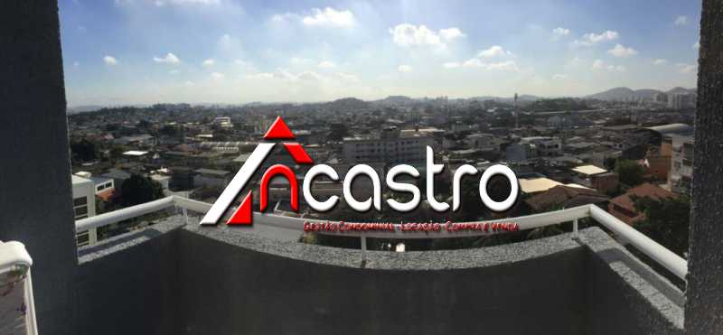 NCastro 16 - Apartamento Rua Eugênio Gudin,Irajá,Rio de Janeiro,RJ À Venda,2 Quartos,65m² - 2160 - 17